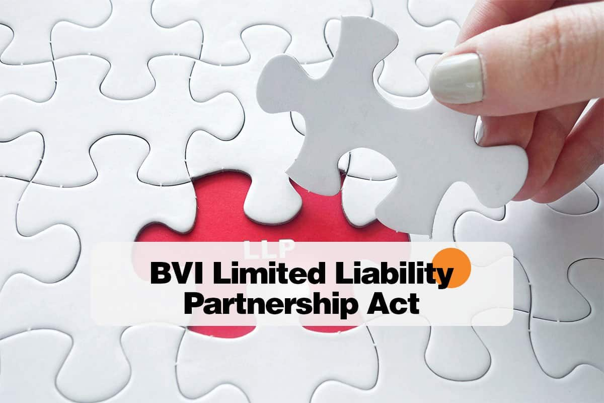 BVI Limited Liability Partnership Act