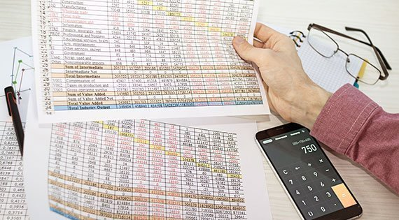 Auditing services for Banking Industry