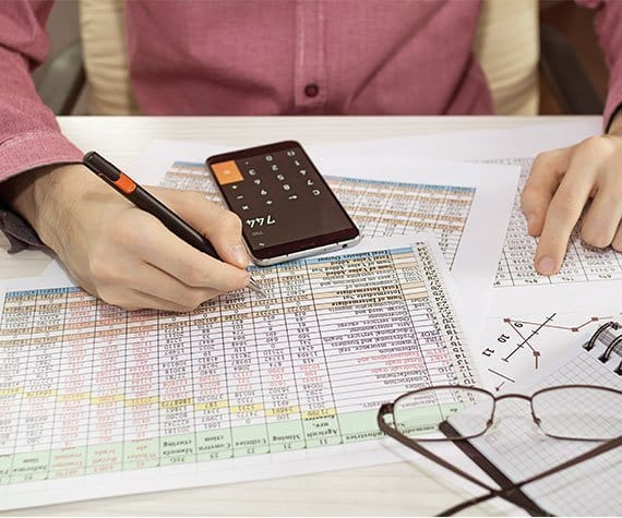 Accounting and Finance Services for Retail Industry