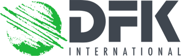 DFK International Logo