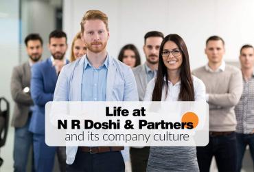 Life at N R Doshi & Partners