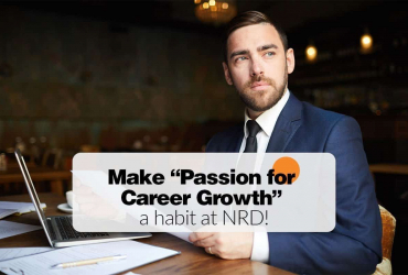 Passion for Career Growth