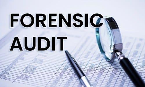Forensic Audit
