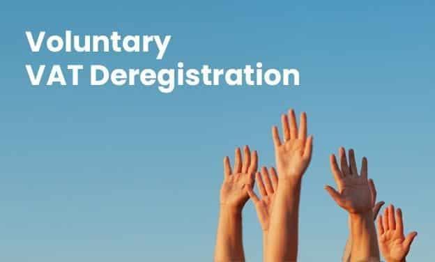 Voluntary VAT Deregistration Service